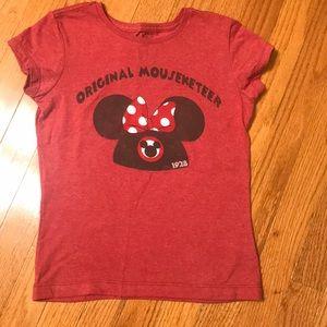 Disney Girls Original Mouseketeer T-shirt